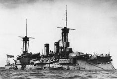 SMS Brandenberg, date and location unknown.
