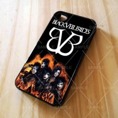 BVB Black Veil Brides Heavy Metal OC for  iPhone 4/4s,5/5s/5c, Samsung Galaxy s3/s4 Case
