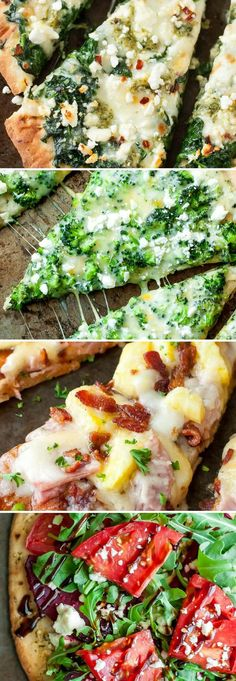 Put on your pizza pants and join us for 6 Easy Pizza Recipes!