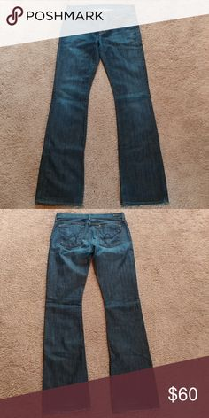 Citizens of Humanity Kelly Bootcut jeans Size 27, worn but great condition. Citizens of Humanity Jeans Boot Cut