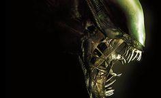 Alien myndirnar..