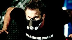 "Elevation Training Mask on Fancy Giving - Elevation Training Mask is a patent pending ""Resistance Training Device"" that helps condition the lungs by creating pulmonary resistance and strengthening the diaphragm. Elevation Training Mask will help you regulate your breathing, increase lung stamina, lung capacity, oxygen efficiency and increase overall mental focus. http://www.FancyGiving.com"