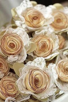 Rosas de Coco