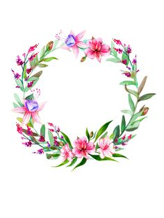 Pin by adele gilmore on wow pinterest borders free flower frame clip art pictures decoupage mightylinksfo