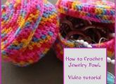 How to Crochet Jewelry Bowl
