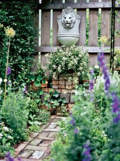 Yards flowers on Pinterest