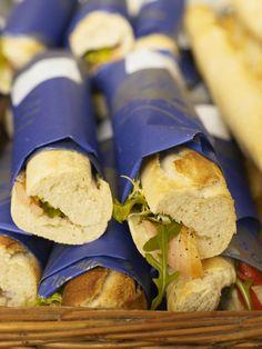 Pranzo fuori casa? 14 panini light (ma golosi) per non tradire la tua dieta