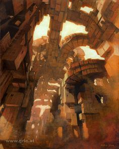 PETER GRIC | Central Nave | Mittelschiff