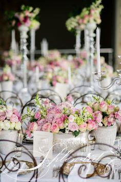 Elegant summer wedding by Splendid Wedding Company. Photography by Tyme Photohraphy