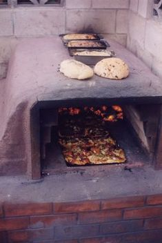 OUTDOOR OVEN - BREAD / PIZZA