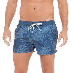 Palm Swim Short // Navy ...