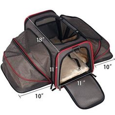 i'Pet® Hands-free Reversible Small Dog Cat Sling Carrier Bag Travel Tote Soft Comfortable Puppy Kitty Rabbit Double-sided Pouch Shoulder Carry Tote Handbag   Dog Supplies - Warning: Save up to 87% on Dog Supplies and Dog Accessories at Our Online Pet Supply Shop #DogSupply