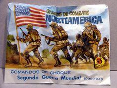 sobres montaplex soldados - Buscar con Google