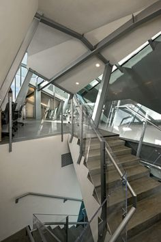 Pterodactyl | Architect Magazine | Eric Owen Moss Architects, Culver City, California, Commercial, Transportation, Commercial Projects, Transportation Projects, Los Angeles-Long Beach, CA, Eric Owen Moss