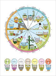 pedagogiskt-årshjul