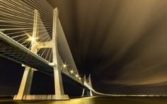 Ponte Vasco da Gama  by NunoMiguelValente