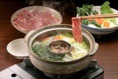 Sukiyaki and shabu-shabu