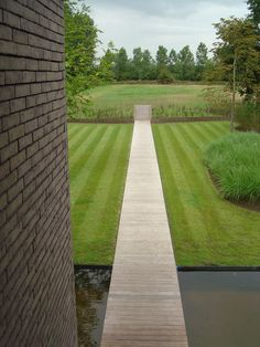 Garden design Patrick Verbruggen