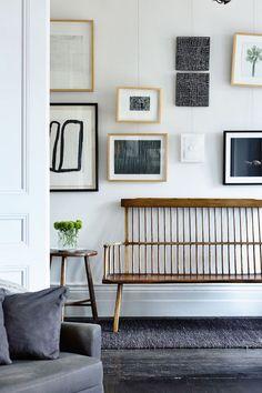 House Tour :: Modern & Rustic Victorian Terrace | coco kelley | Bloglovin'