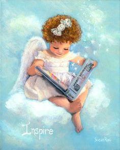 Susan Rios angel-art