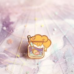 September: Artsy Fox Paint Potion Stickers Kawaii, Cute Stickers, Keychains, Keychain Ideas, Bag Pins, Jacket Pins, Cool Pins, Pin And Patches, Hard Enamel Pin