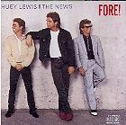 Huey Lewis - Fore .. He is rock and roll all over and over :-) The man himself :-)