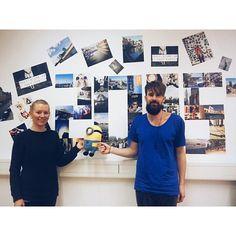 Wir freuen uns auf ein neues spannendes und cooles Jahr mit euch ✌ #clixxie #sophie #chris #chrisandsophie #sophieandchris #sophiechrisandstuart #stuart #minions #minion #flexiphoto #poster #fotobuch #photobook #square #instagrambuch #instagrambook #clixxieoffice #instalove #instacool #instalike #2015