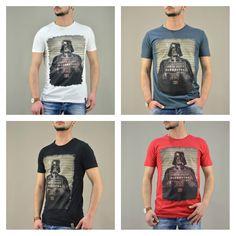 ''You underestimate the power of the dark side...'' Ανδρική μπλούζα Darth Vader! Διαθέσιμη σε: Λευκό, Πετρόλ, Μαύρο, Κόκκινο.  #metaldeluxe #starwars #tshirt #menclothes #menfashion #newarrivals #style