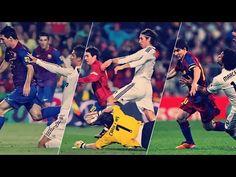 Lionel Messi Humiliating Real Madrid   HD
