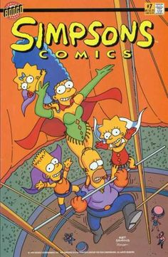 Simpsons Comics 7 - Bill Morrison, Matt Groening