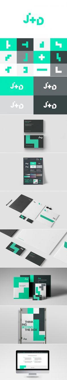 J+D Consulting — Dawn Creative Creative Portfolio, Dawn, Bar Chart, Modern, Trendy Tree, Bar Graphs