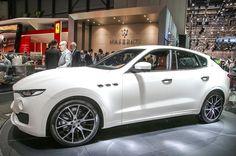 """2016 Maserati Levante. Dream machine. """"S"""" 0-60 in 5 seconds, Ferrari engine. Interior finishes second to none."""
