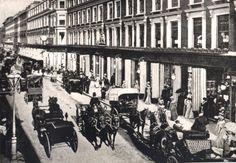 Westbourne Grove London 1880's -