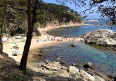 Le spiagge più belle della #CostaBrava, Cala Estreta