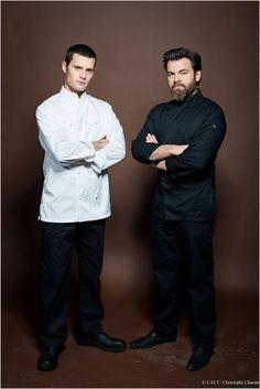 Chefs : Photo Clovis Cornillac