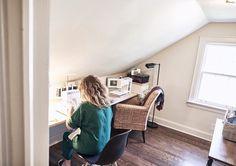 Working Hard - Nashville Designer Ceri Hoover's Charming Modern Farmhouse  - Photos
