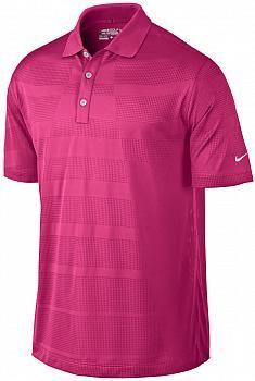 Nike Dri-FIT Core Body Mapping Golf Shirts