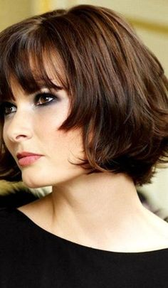 Bob Hair Styles For 2017 Short Hairstyles 2017-2018 Most A Line Layered Bob Haircut