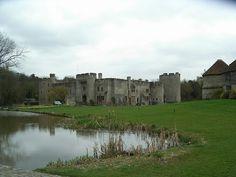 Allington Castle 2, via Flickr.