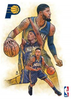 Indiana Pacers Art