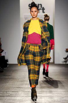 William Okpo » Fall 2012 RTW _ Gen Art show