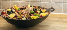 Paella a spanish dish. #Recepie #Paella