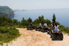 Things to do in Dubrovnik: ATV Safari