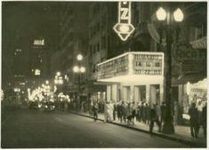 São Paulo in 40s, 50s & 60s.: Cine Ritz-Consolacao & Cine Trianon