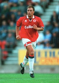 Clayton Blackmore of Middlesbrough in 1995.   2020-07-18