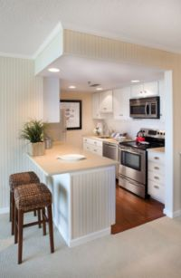 One of the Kind Small Kitchen Entrance Ideas
