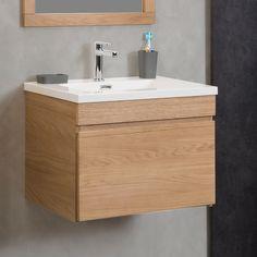 Meuble sous vasque simple 60cm - Acme - Les meubles sous-vasques-Les meubles de salle de bains-Salle de bains-Par pièce - Décoration intérieur - Alinea