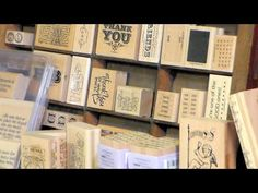 How to Store it: Rubber Stamps! | Thefrugalcrafter's Weblog