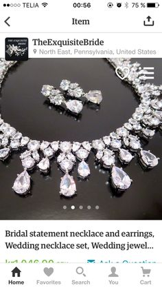 Pink Stone Beads Jewelry Set Chunky Déclaration Collier Gothique Fête de mariage