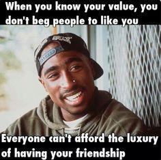 I am luxurious. Fact.